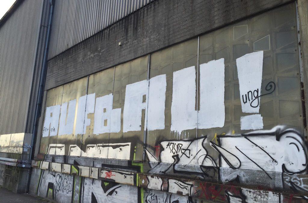 Streetart – Sprache einer Jugendkultur