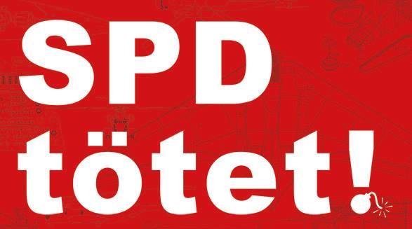 Sozialdemokraten das Handwerk legen!