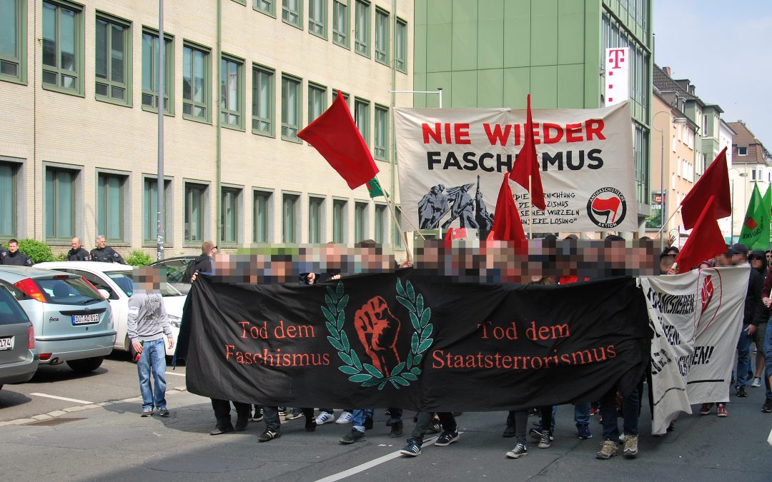 Antifaschismus in die Offensive 14.4