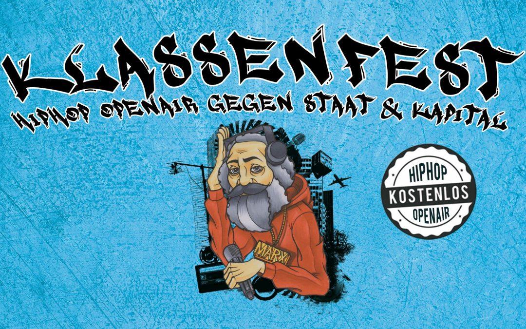 Klassenfest – HipHop Openair 2018