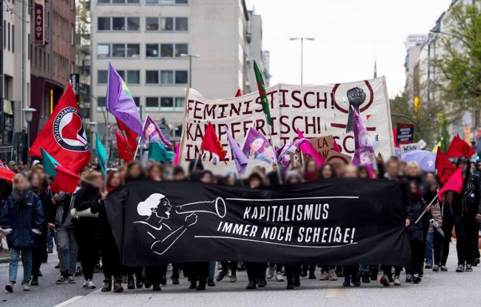 1. Mai 2018 – Bericht aus Hamburg & Köln