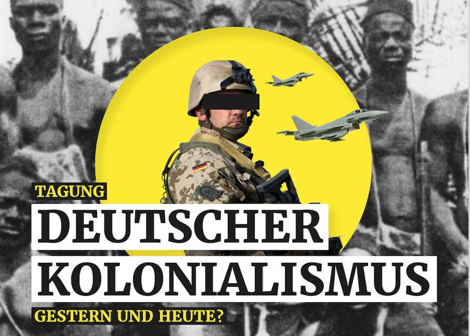Veranstaltung: Deutscher Kolonialismus. Gestern und heute?
