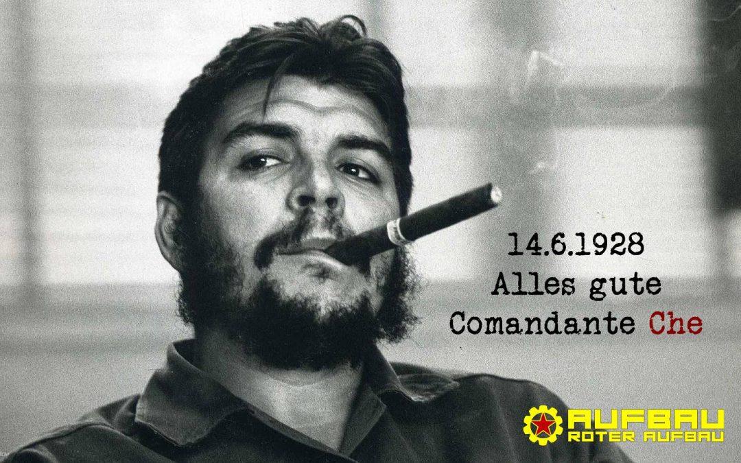 Alles Gute Comandante Che!